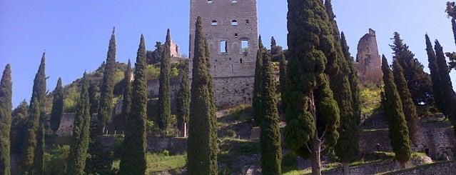 Castello di Arco is one of castelli del trentino.
