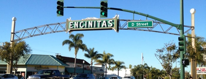 Encinitas Sign is one of Orte, die Heathyr gefallen.