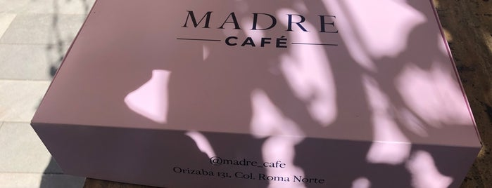 Madre Café is one of Comida 🥘.