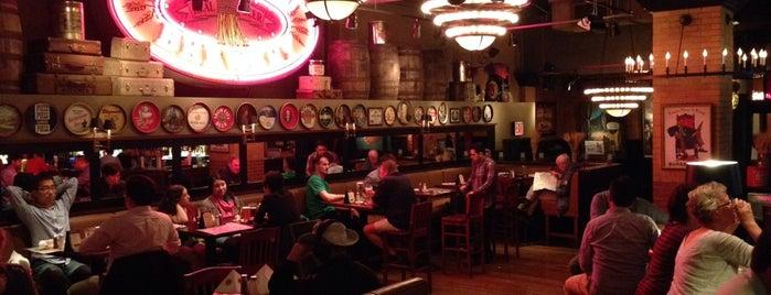 Heartland Brewery is one of NYC Good Beer Passport 2014.