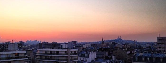 Le Perchoir is one of Paris.
