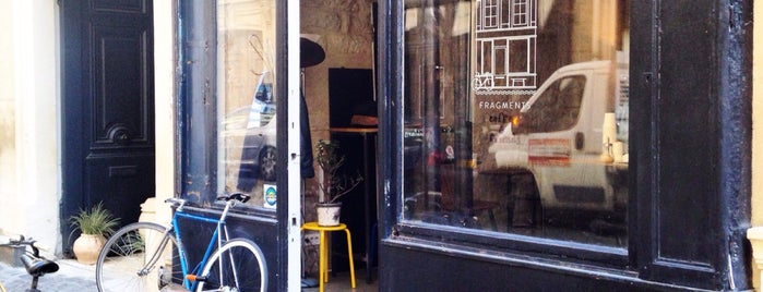Fragments is one of Paris Food & Coffee.