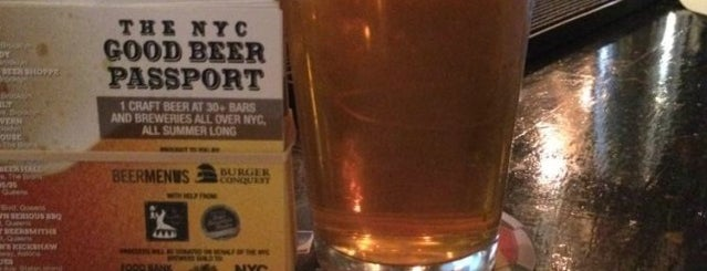 Pacific Standard is one of NYC Good Beer Passport (2014).