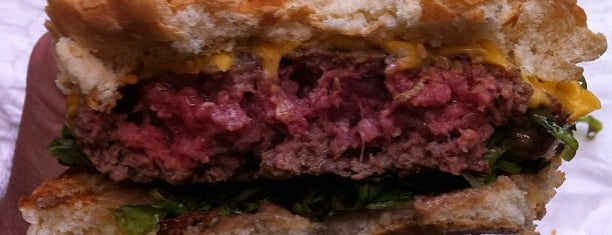BV's Burger is one of Best Burgers NYC.