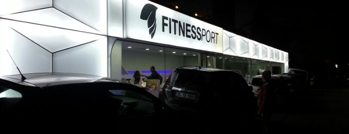 Fitnessport Ataköy is one of Efeさんのお気に入りスポット.