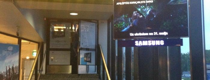Forum Cinemas Kino Citadele is one of AtputasBazes.lv.
