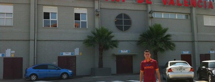 Estadi Ciutat de València is one of Stadiums of Europe.