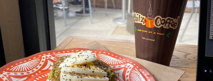 Philz Coffee is one of Essential Third Wave Coffee: Bay Area.