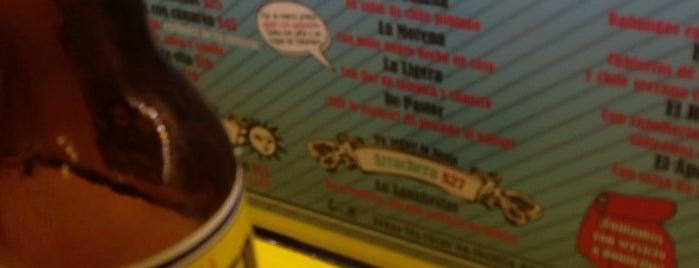 La Fichería is one of Curiosities.