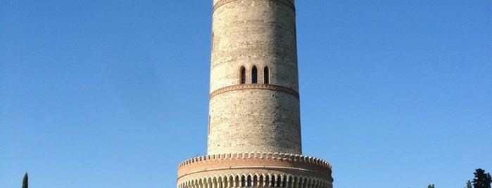 Torre di San Martino Della Battaglia is one of Luoghi del Garda.