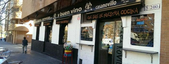 Casa Novillo is one of Eli'nin Beğendiği Mekanlar.