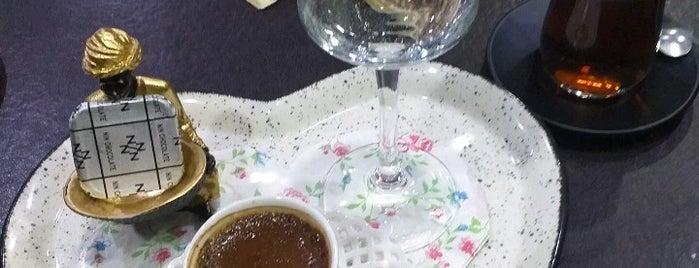 Leylek Chocalate Cafe is one of Dene Ankara.