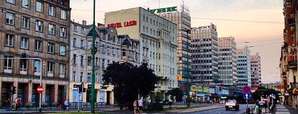 Ulica Święty Marcin is one of Poznan #4sqcity by Luc.