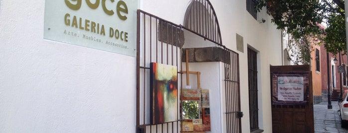 Galeria Doce is one of สถานที่ที่ Jc ถูกใจ.
