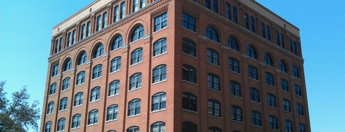 The Sixth Floor Museum is one of Dallas Favorites.
