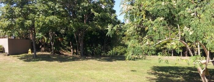 Parque Mirador El Dorado is one of Tempat yang Disukai Omar.