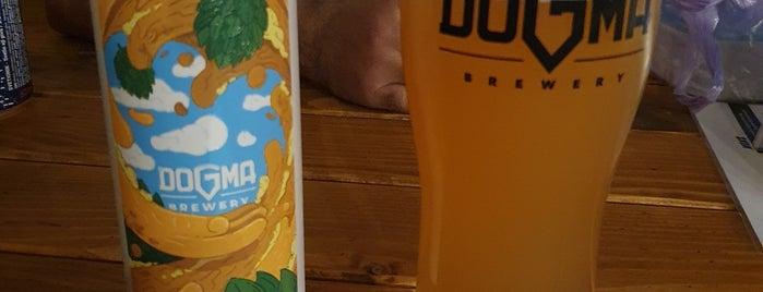 Dogma Brewery is one of Belgrad Yeme - İçme.