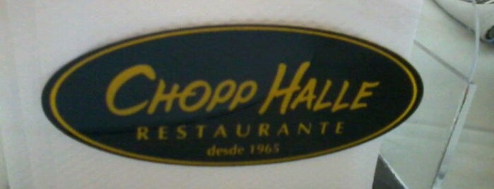 Chopp Halle is one of Guaruja.
