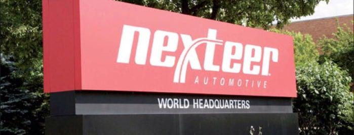 Nexteer is one of Lugares favoritos de Misael.