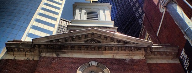 St Elizabeth Ann Seton Shrine is one of Sights in Manhattan.