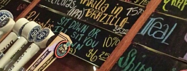 Jack Mac's Swill & Grill is one of DFW Craft Beer.