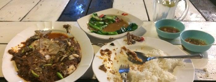 Restoran & Kafe Santai is one of mamma.