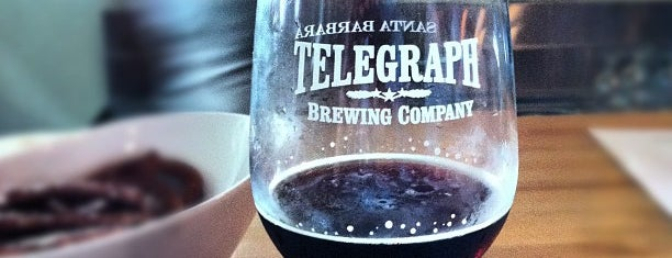 Telegraph Brewing Company is one of California Breweries.