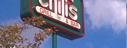 Chili's Grill & Bar is one of Lugares guardados de Troy.