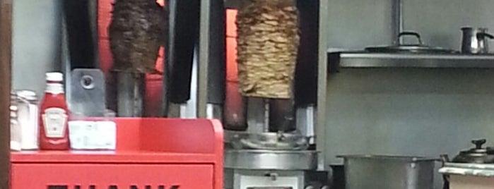 Sahara Falafel is one of Justinさんの保存済みスポット.