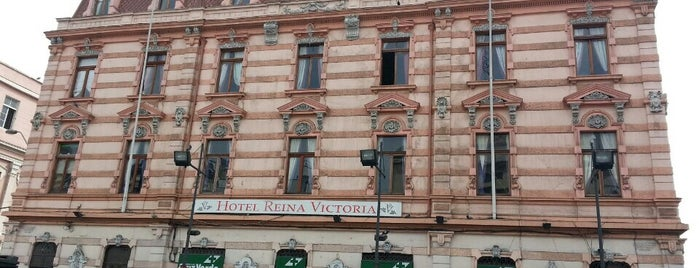 Hotel Reina Victoria is one of Nicolásさんのお気に入りスポット.