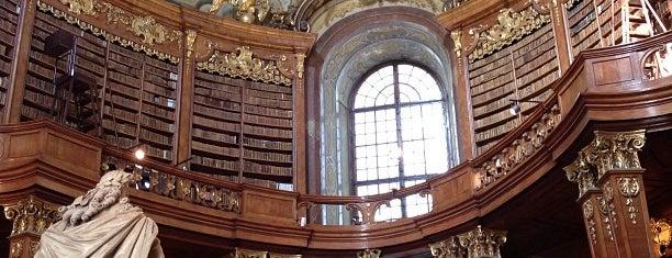 Prunksaal der Nationalbibliothek is one of Books everywhere I..
