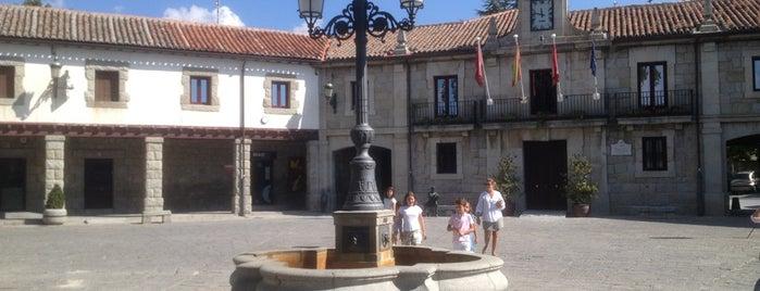 Guadarrama is one of Lugares favoritos de Katia.