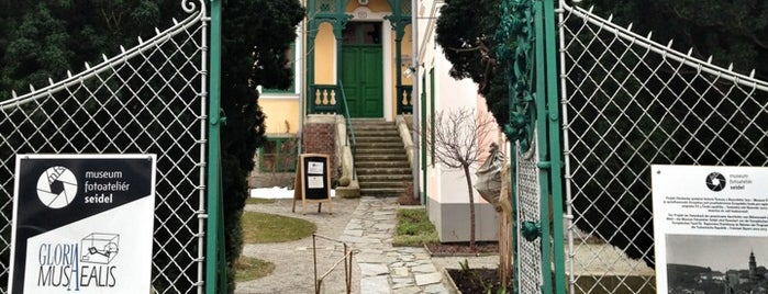 Museum Fotoateliér Seidel is one of Cesky Krumlov.