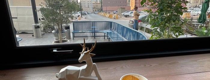 IDMI COFFEE ROASTERS is one of Riyadh.