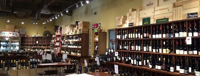Ferry Plaza Wine Merchant is one of San Francisco.
