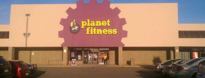 Planet Fitness is one of Junior'un Beğendiği Mekanlar.