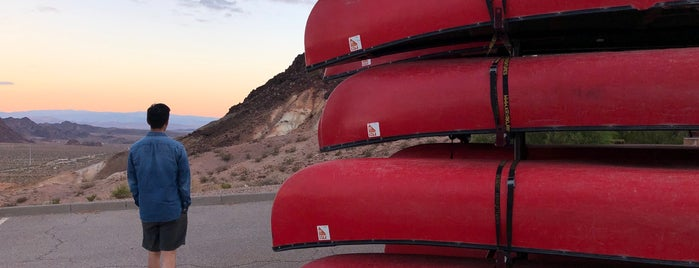 Desert Adventures Kayaking Tours is one of Staycation!.