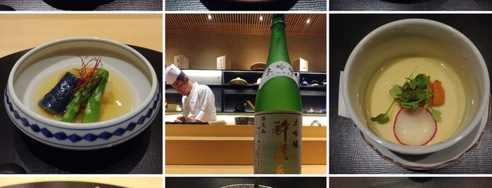 OMAKASE is one of SF Michelin 1 Star.