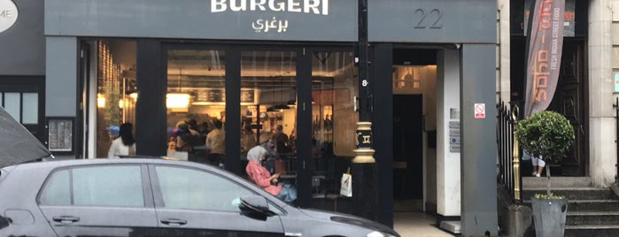 Burgeri is one of สถานที่ที่ Dsignoria ถูกใจ.