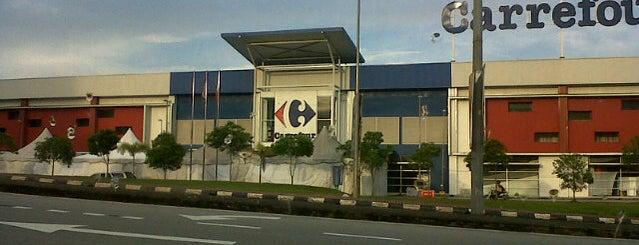 AEON BiG Ampang is one of Tempat yang Disukai Crystal.