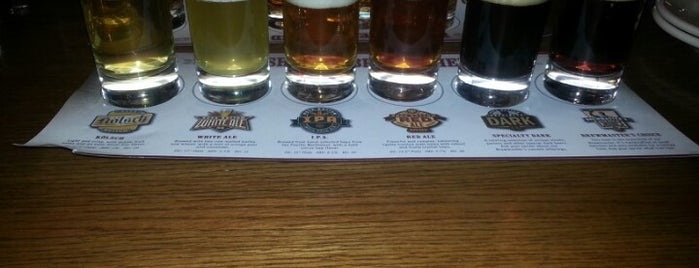 Rock Bottom Restaurant & Brewery is one of Colorado Beer Tour.