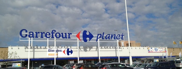 Carrefour is one of Posti che sono piaciuti a Mathieu.
