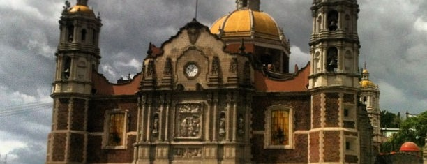Basílica de Santa María de Guadalupe is one of BestDay.Com.Mx: сохраненные места.