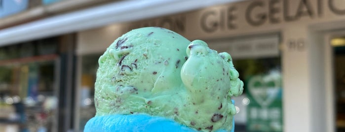 Gie Gelato is one of Rotterdam.