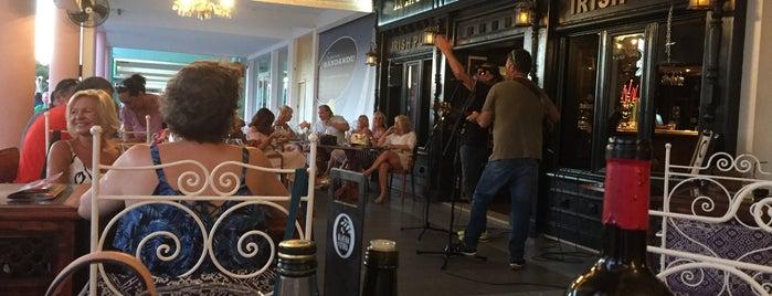 Bar Sangria is one of Algarve.