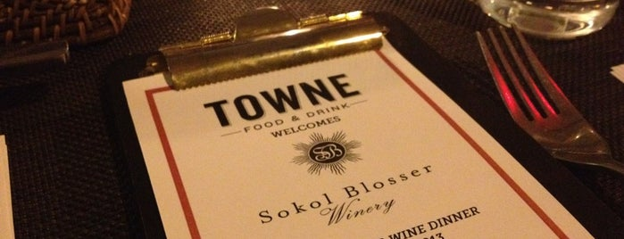 Towne Food & Drink is one of In Memoriam - Places I Never Got The Chance To Try.