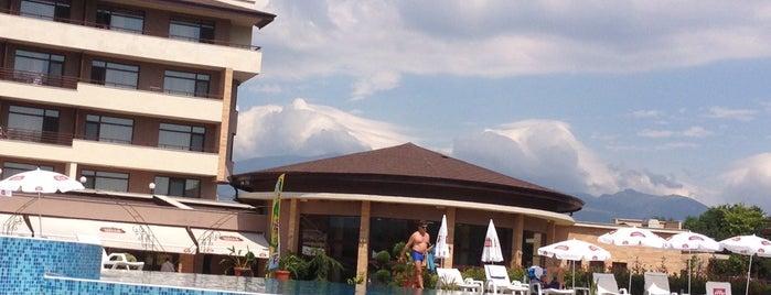 Hotel Sevtopolis Balneo &  SPA is one of Orte, die Jana gefallen.