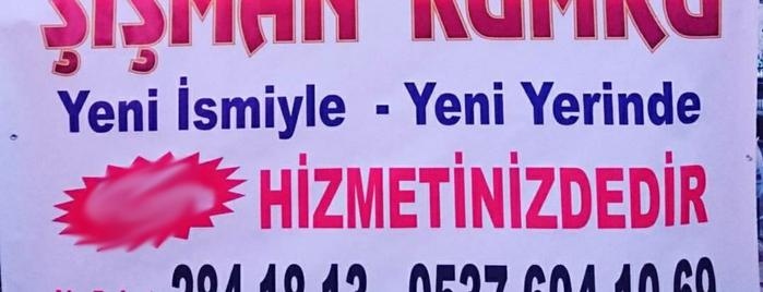 Şişman Kumru is one of Ankara.