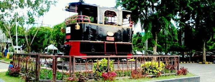 Stasiun Surabaya Pasar Turi is one of Characteristic of Surabaya.
