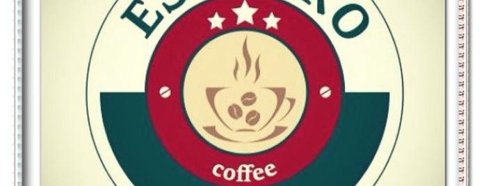 Esperro Coffee is one of Coffeeshops Ankara.